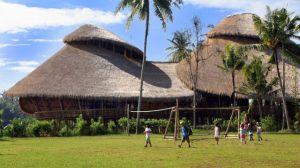 INDONESIA: BALI: JOHN & CYNTHIA HARDY- THE GREENEST SCHOOL ON EARTH 1