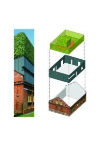 POLAND: ZALEWSKI ARCHITECTURE GROUP- D HOUSE – URBAN SANDWICH 2