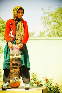 002 TEACHING CHANGE (3)- LAUNCHED IN AFGHANISTAN AND RAPIDLY SPREADING TO OTHER WAR-TORN COUNTRIES SKATEISTAN