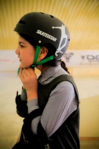 006 TEACHING CHANGE (3)- LAUNCHED IN AFGHANISTAN AND RAPIDLY SPREADING TO OTHER WAR-TORN COUNTRIES SKATEISTAN