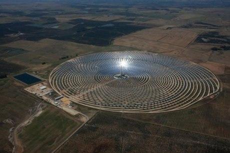 01 Gemasolar Solar Power Plant