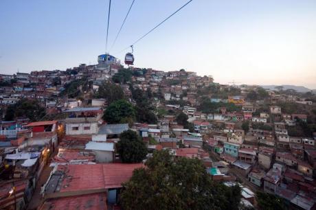 02 METRO CABLE, San Agustín, CARACAS
