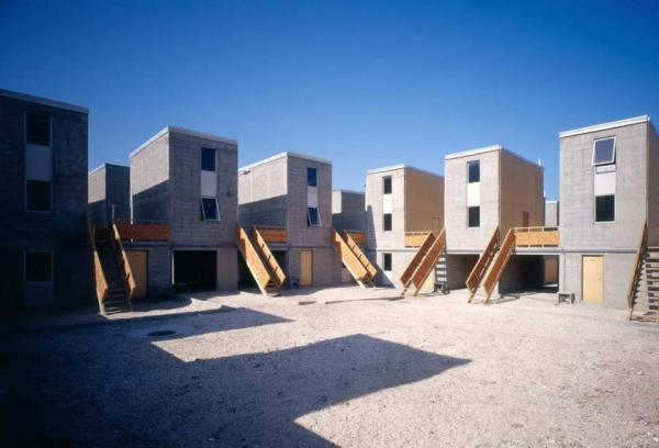 02 SOCIAL HOUSING (1) - CHILE  ALEJANDRO ARAVENA & ELEMENTAL- QUINTA MONROY