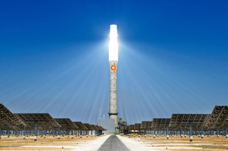 04 Gemasolar Solar Power Plant