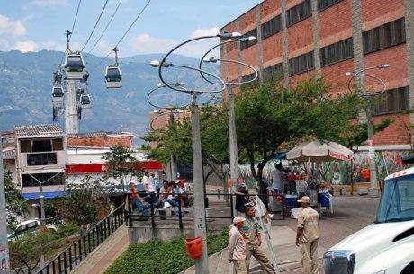 05 METRO CABLE, San Agustín, CARACAS