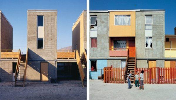 2012 002 SOCIAL HOUSING (1) - CHILE  ALEJANDRO ARAVENA & ELEMENTAL- QUINTA MONROY 1